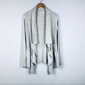 Lou & Grey Open Cardigan Sweater